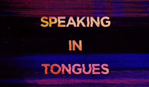 Young Guns Speaking in Tongues